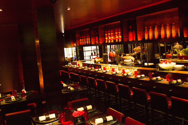L'Atelier de Joel Robuchon in London