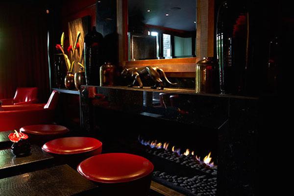Le Salon Bar at L'Atelier de Joel Robuchon in London