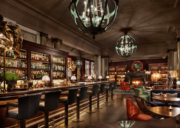 Scarfes Bar Rosewood London