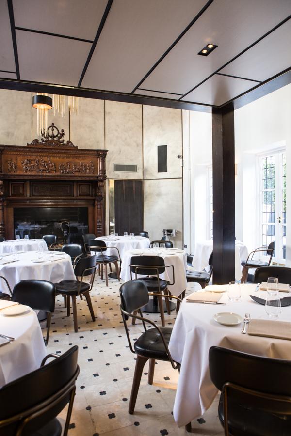 Toto's Restaurant in Knightsbridge