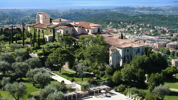 Chateau St Martin and Spa in Vence