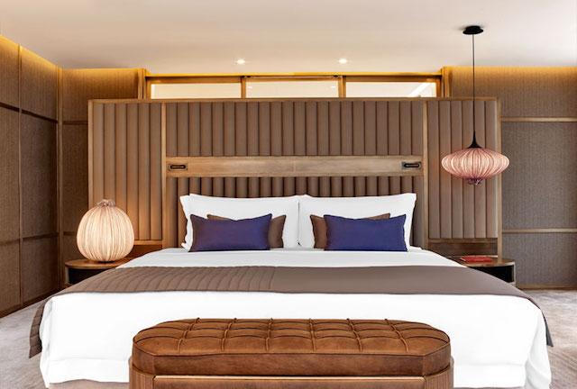 St Regis Istanbul bedrooms