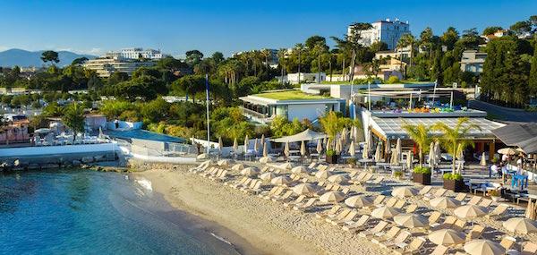 Cap d'Antibes Beach Hotel, Cap d'Antibes