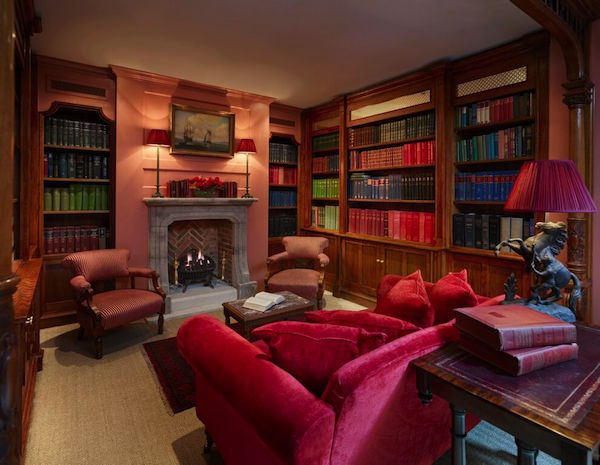 Batty Langley's boutique hotel in Old Spitalfields