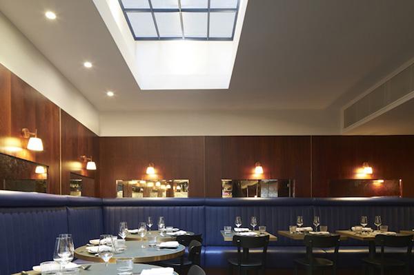 Palomar restaurant in Soho
