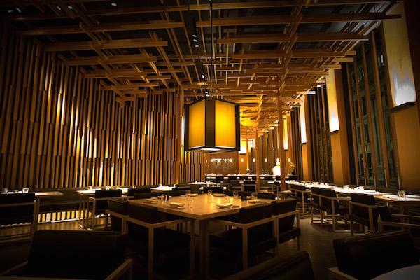 Sake no Hana Japanese restaurant in London
