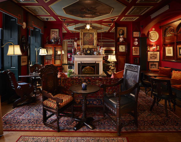Seymour's Parlour at Zetter Townhouse Marylebone