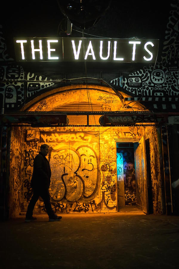 POP-down at The Vaults