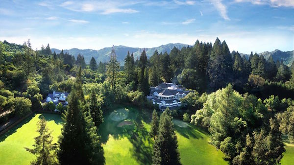 Meadowood Hotel in Napa Valley