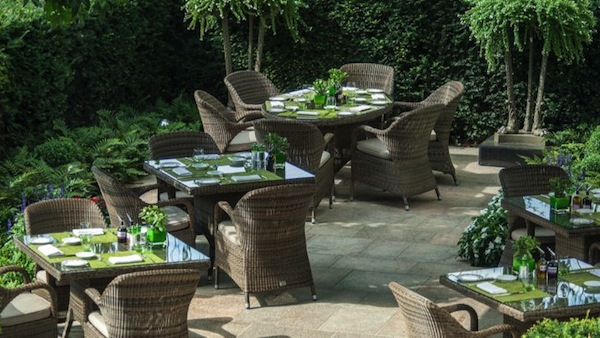 The best alfresco restaurants for outdoor dining in london for Terrace on the park menu