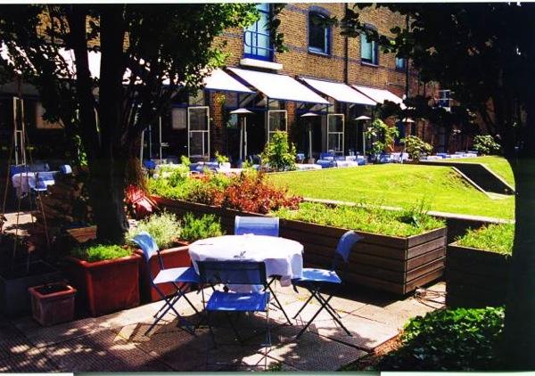 Romantic restaurants west london