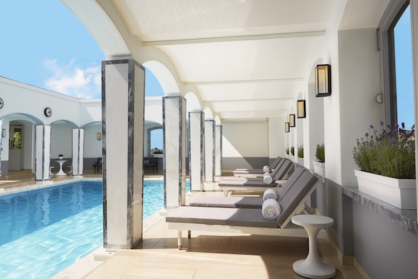 London Hotels With Swimming Pools