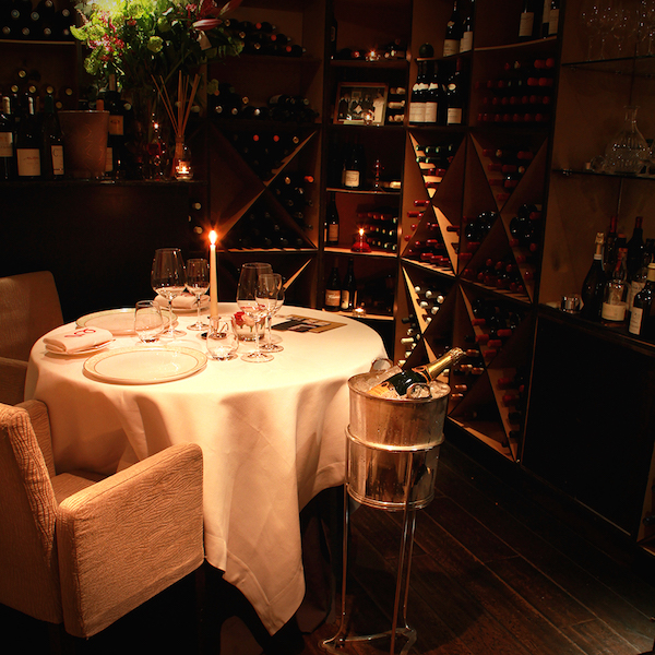 The Dining Room Restaurant: The Most Romantic Restaurants In London
