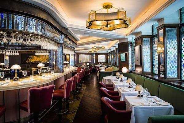 The best new restaurants in london 2015 the bon vivant for Best private dining rooms covent garden