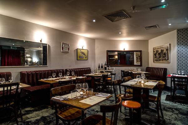 The best wine bars in london the bon vivant journal for Cafe du jardin restaurant covent garden