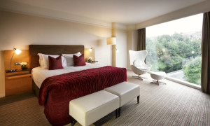 Bedrooms at The River Lee Hotel